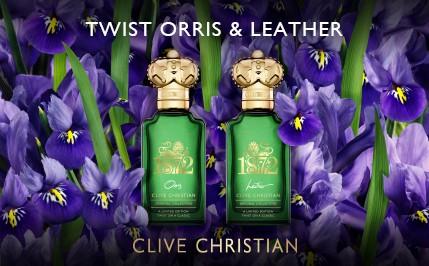 Clive Christian 1872 Leather аромат для мужчин