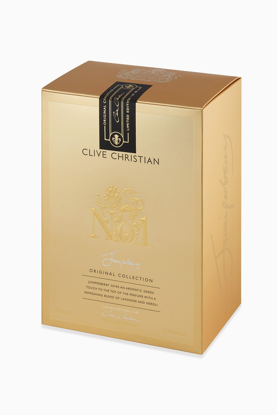 Clive Christian No. 1 Juniperberry аромат для мужчин и женщин
