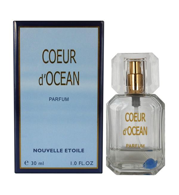 Новая Заря Coeur d'Ocean (Сердце Океана) аромат для женщин