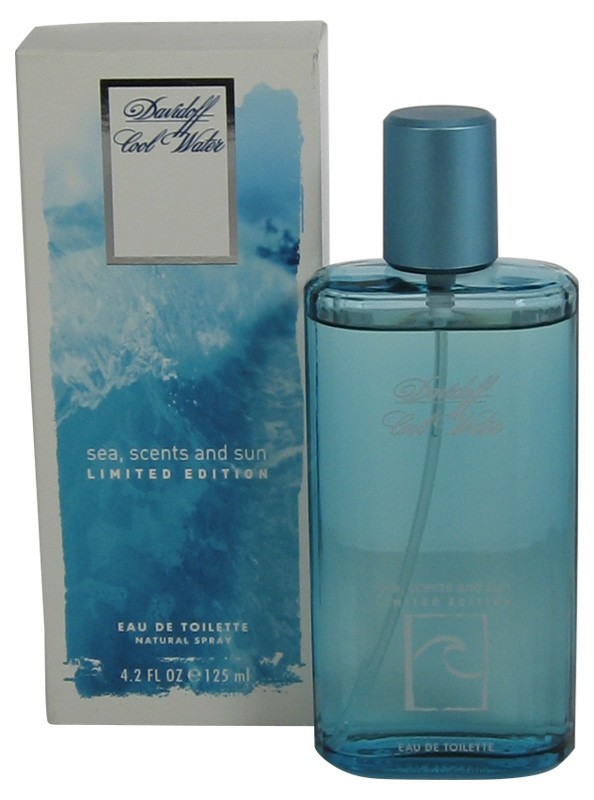 Davidoff Cool Water Deep Sea Scents And Sun аромат для мужчин