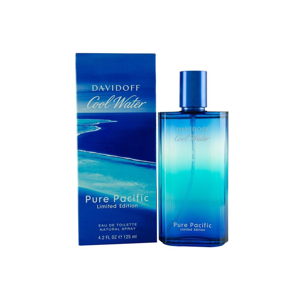 Davidoff Cool Water Pure Pacific аромат для мужчин