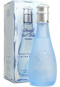 Davidoff Cool Water Woman Frozen аромат для женщин