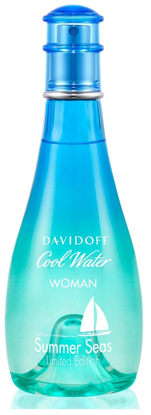 Davidoff Cool Water Woman Summer Seas аромат для женщин