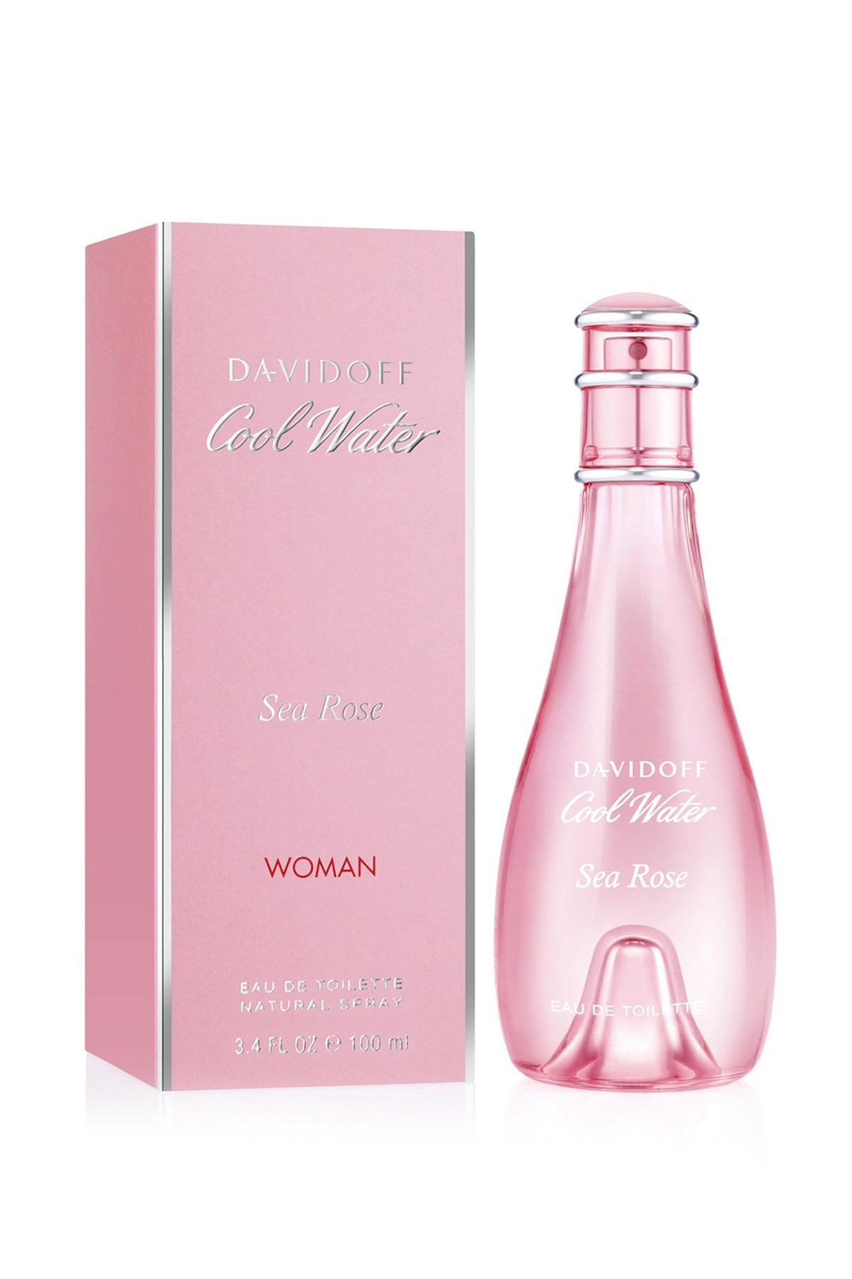 Davidoff Cool Water Woman Sea Rose аромат для женщин