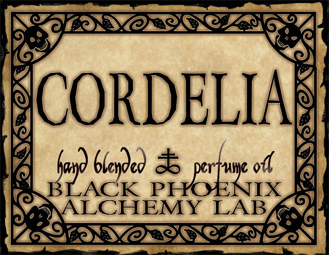 Black Phoenix Alchemy Lab Cordelia аромат для женщин