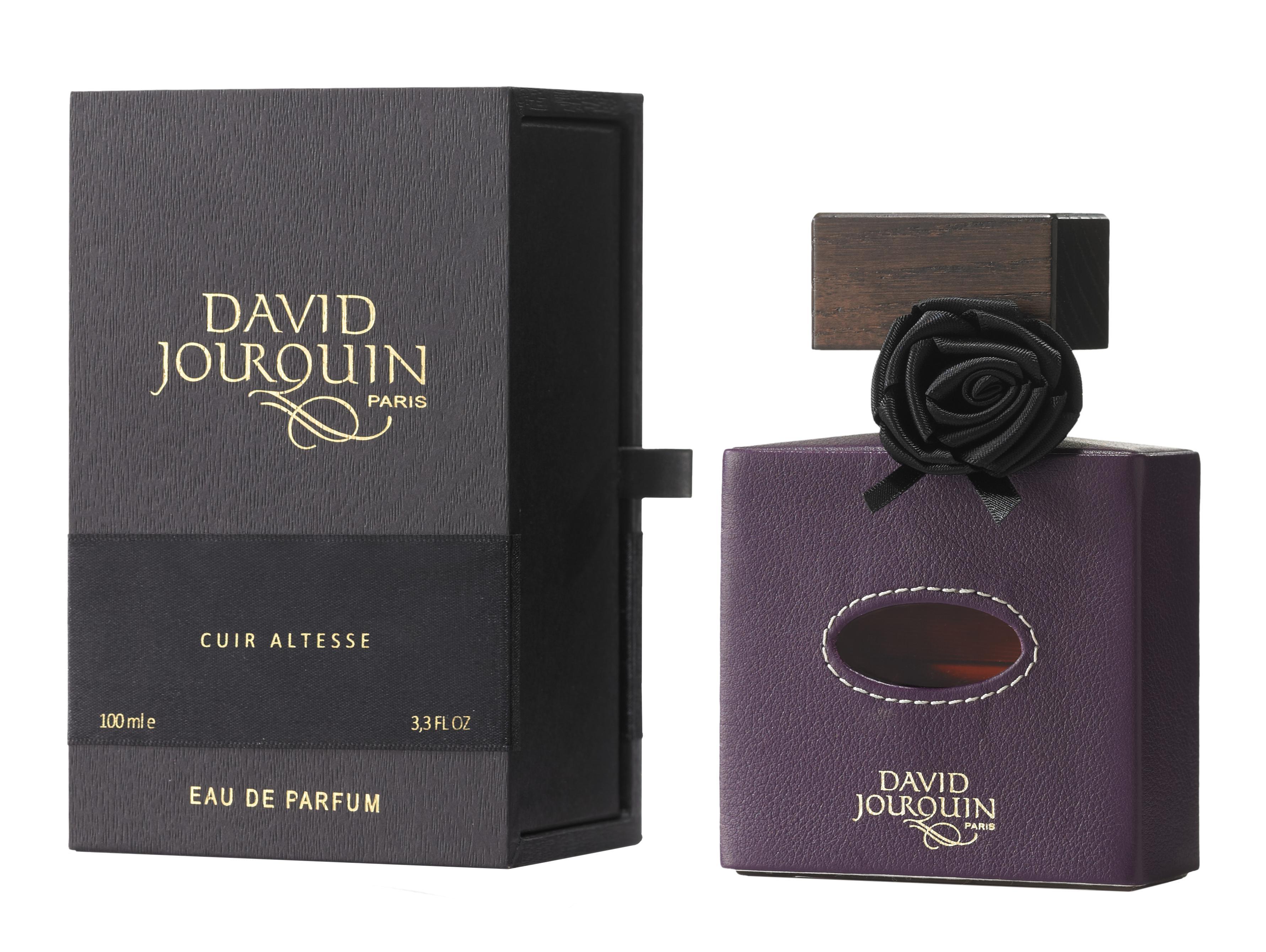 David Jourquin Cuir Altesse аромат для женщин