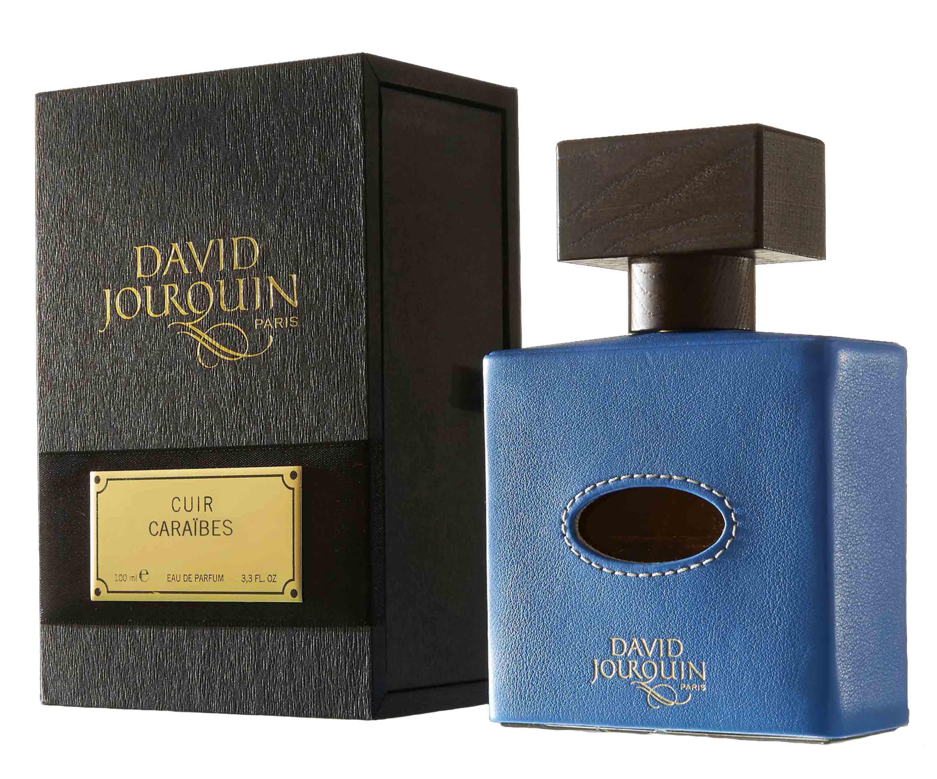 David Jourquin Cuir Caraïbes аромат для мужчин