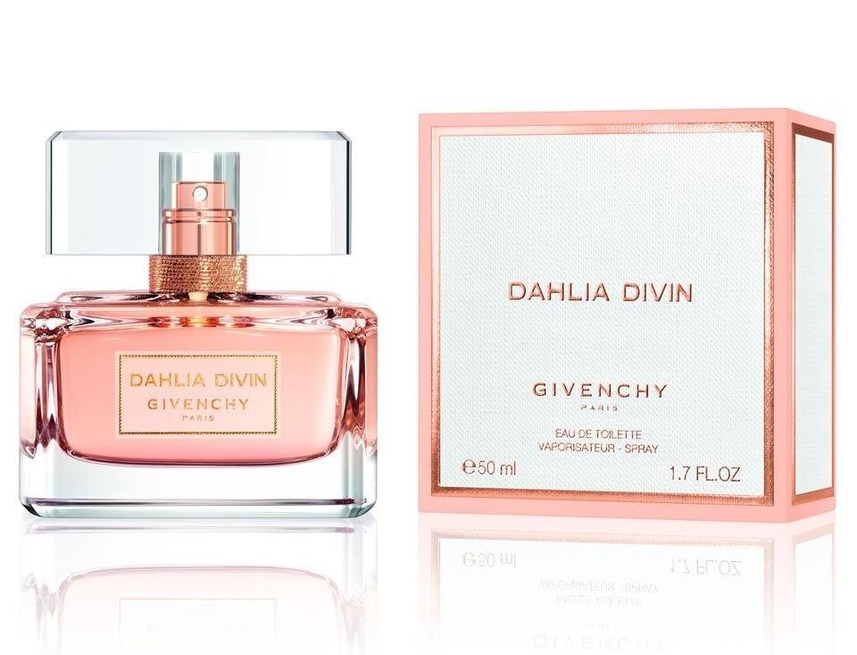 Givenchy Dahlia Divin Eau de Toilette аромат для женщин