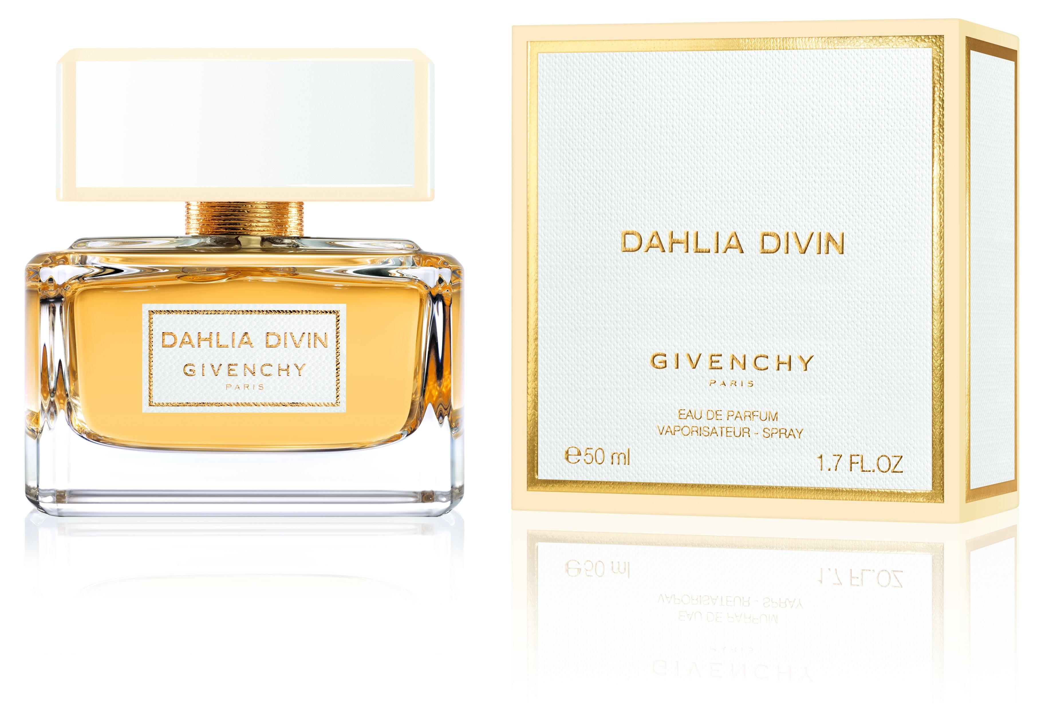 Givenchy Dahlia Divin аромат для женщин