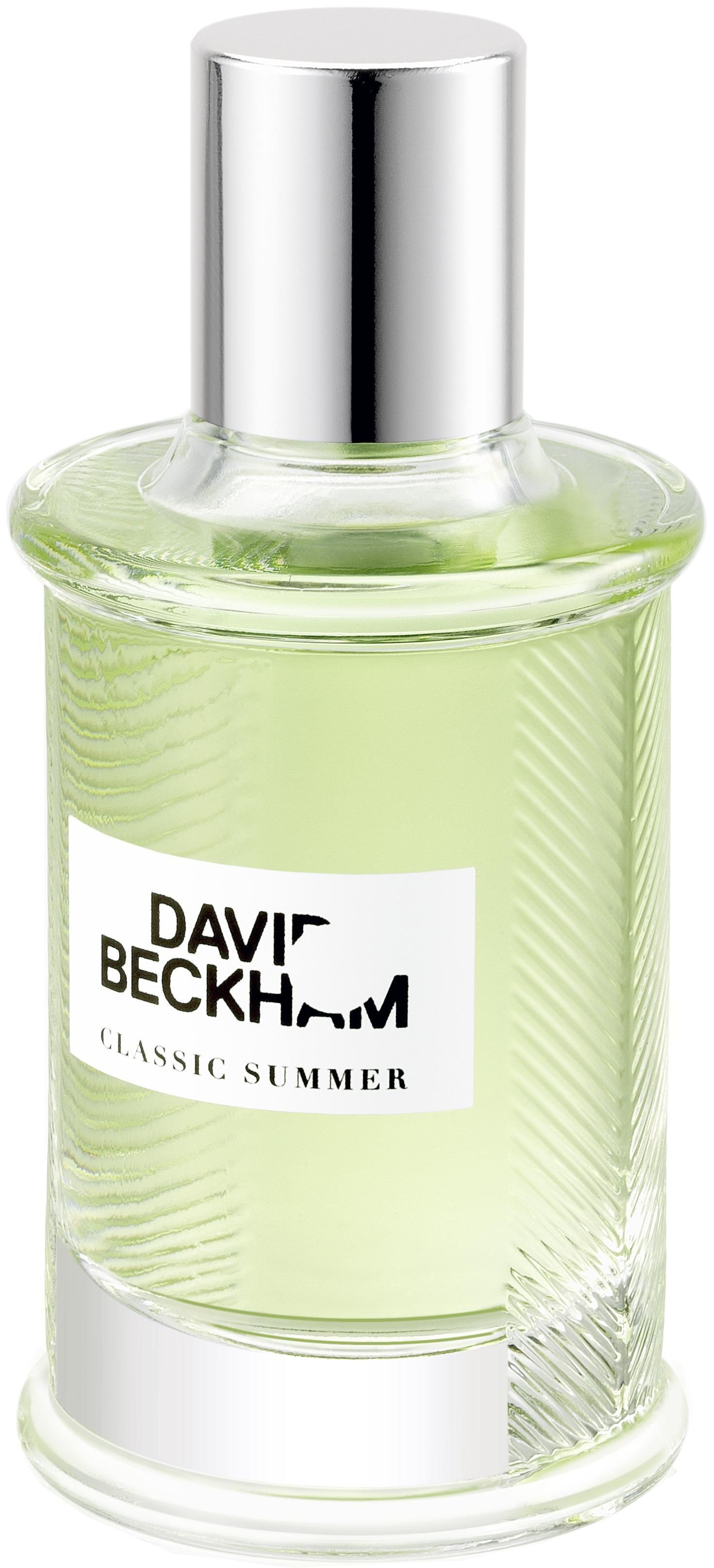 David Beckham Classic Summer аромат для мужчин