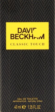 David Beckham Classic Touch аромат для мужчин