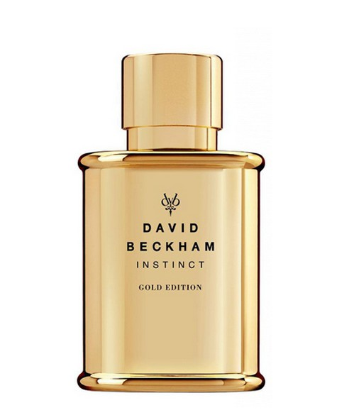 David Beckham Instinct Gold Edition аромат для мужчин