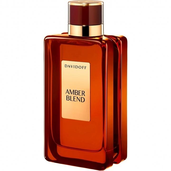 Davidoff Amber Blend аромат для мужчин