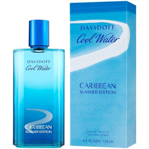 Davidoff Cool Water Caribbean Summer Edition аромат для мужчин