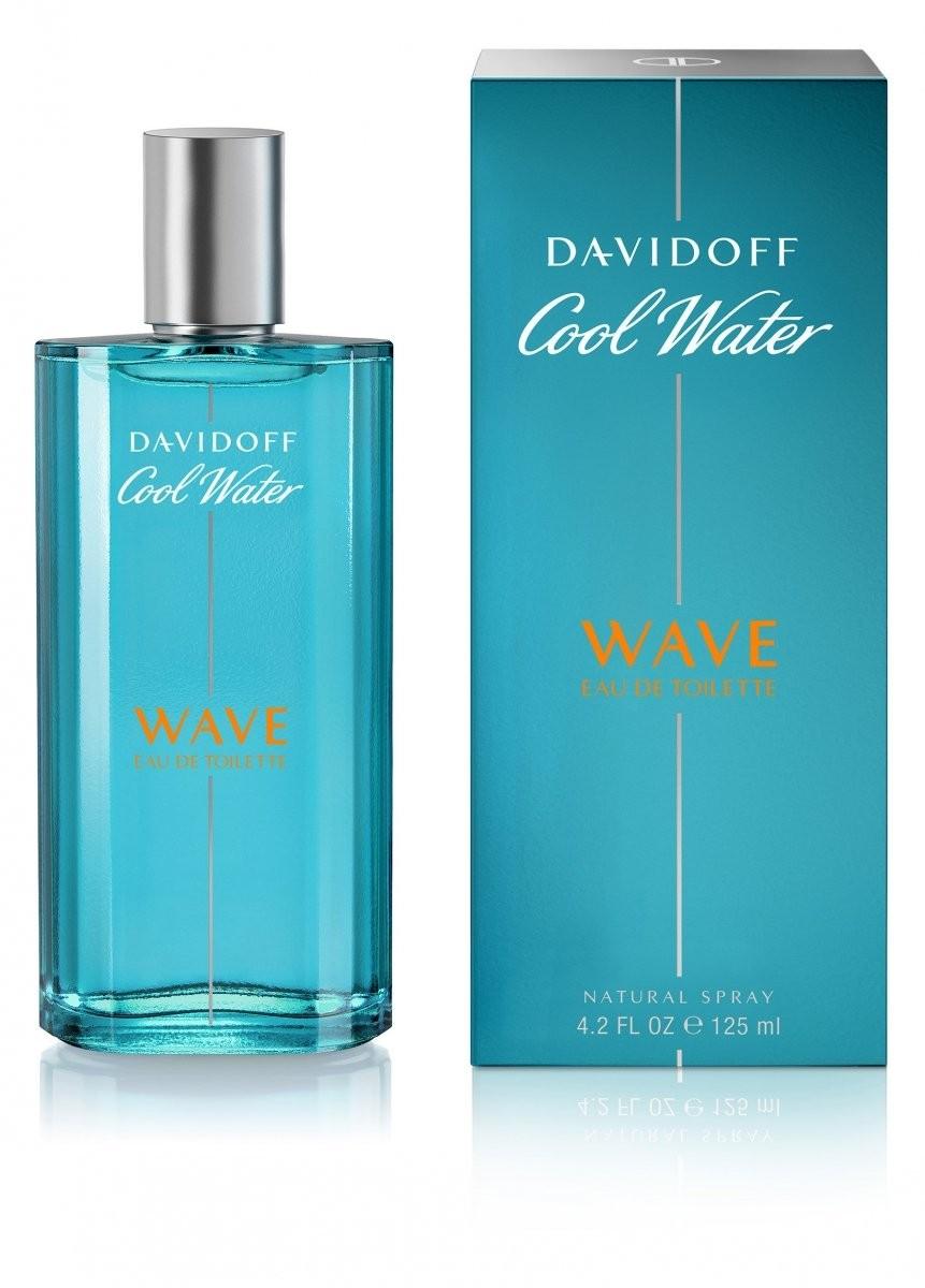 Davidoff Cool Water Wave аромат для мужчин