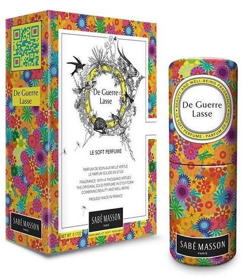 Sabé Masson (Le Soft Perfume) De Guerre Lasse аромат для женщин