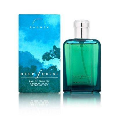 Bogner Deep Forest аромат для мужчин