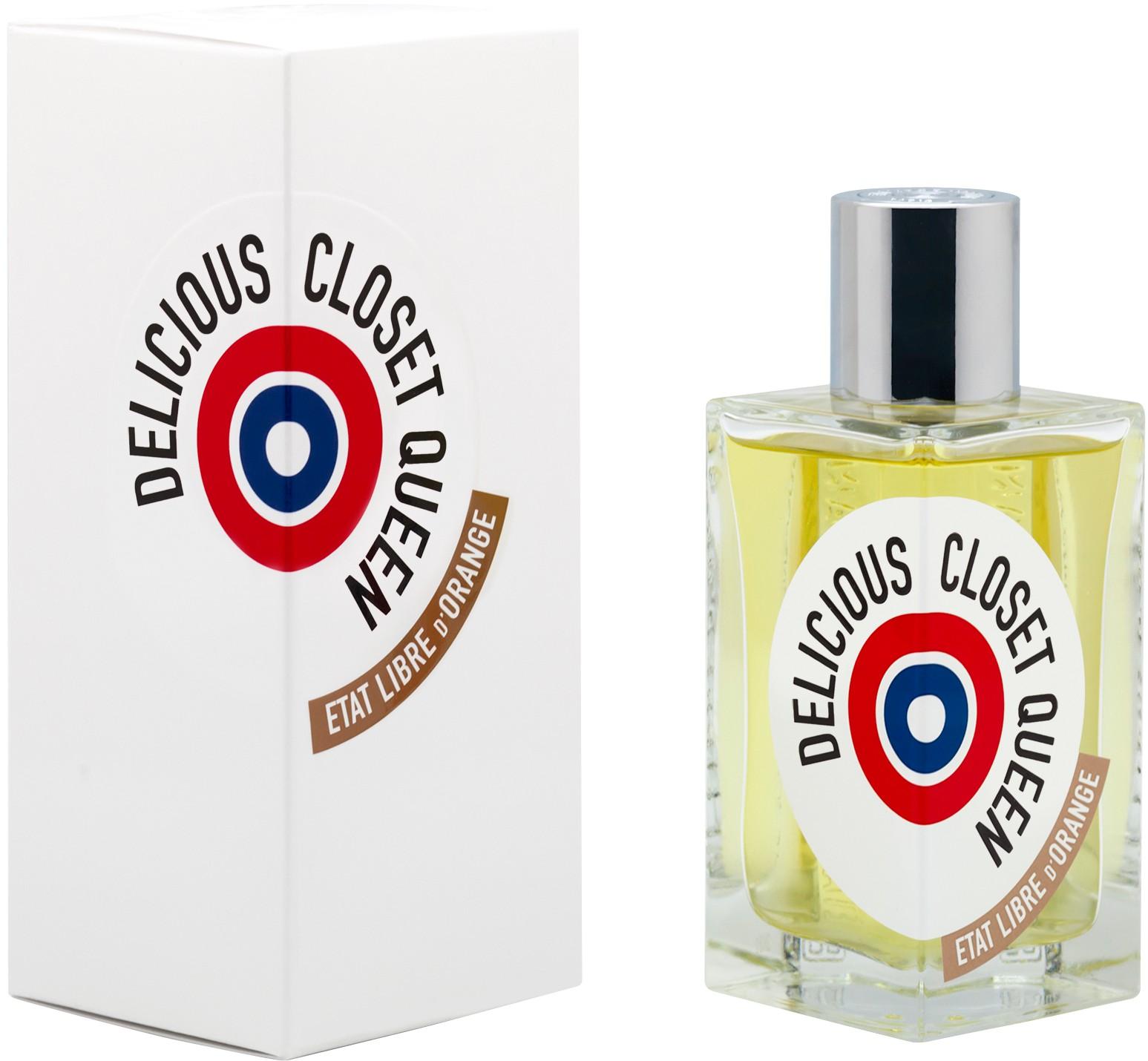 Etat Libre d`Orange Delicious Closet Queen аромат для мужчин