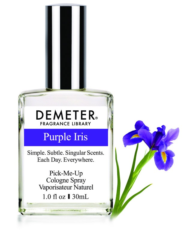 Demeter Purple Iris аромат для женщин