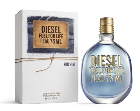 Diesel Fuel for Life Homme L'Eau аромат для мужчин