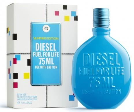 Diesel Fuel for Life Homme Summer (2010) аромат для мужчин