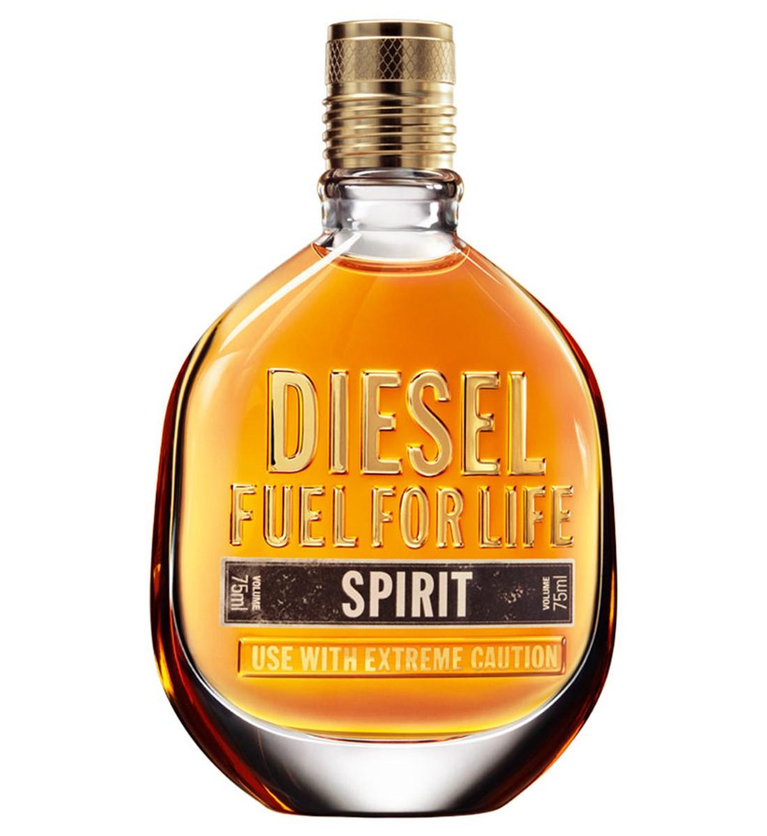 Diesel Fuel for Life Spirit аромат для мужчин