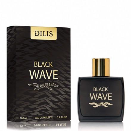 Dilis Parfum Black Wave аромат для мужчин