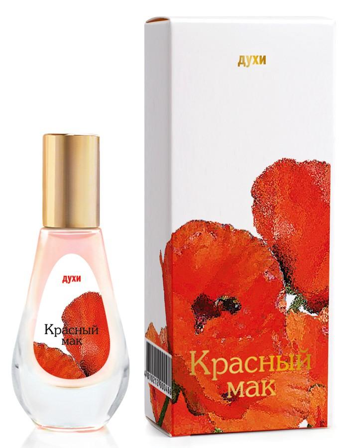 Dilis Parfum Красный мак аромат для женщин
