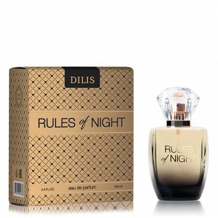 Dilis Parfum Rules Of Night аромат для женщин