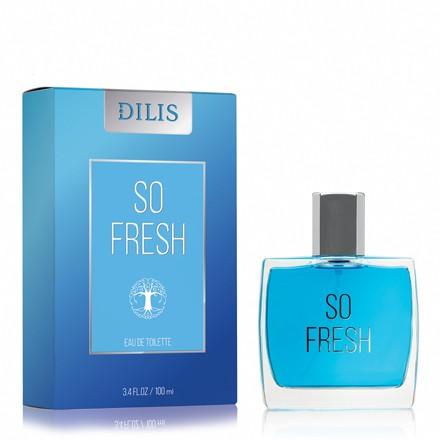 Dilis Parfum So Fresh аромат для мужчин