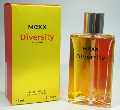 Mexx Diversity Woman аромат для женщин