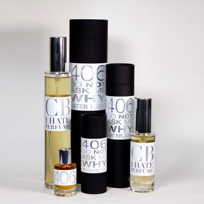 Cb I Hate Perfume Do Not Ask Me Why 406 2014 отзывы женские и