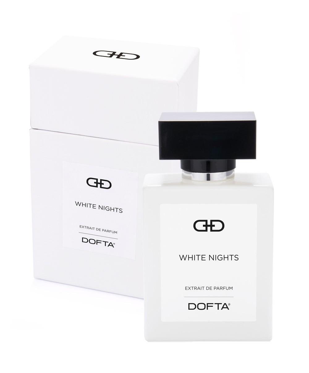 Dofta White Nights Extrait De Parfum аромат для мужчин и женщин