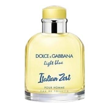 Dolce&Gabbana Light Blue Pour Homme Italian Zest аромат для мужчин