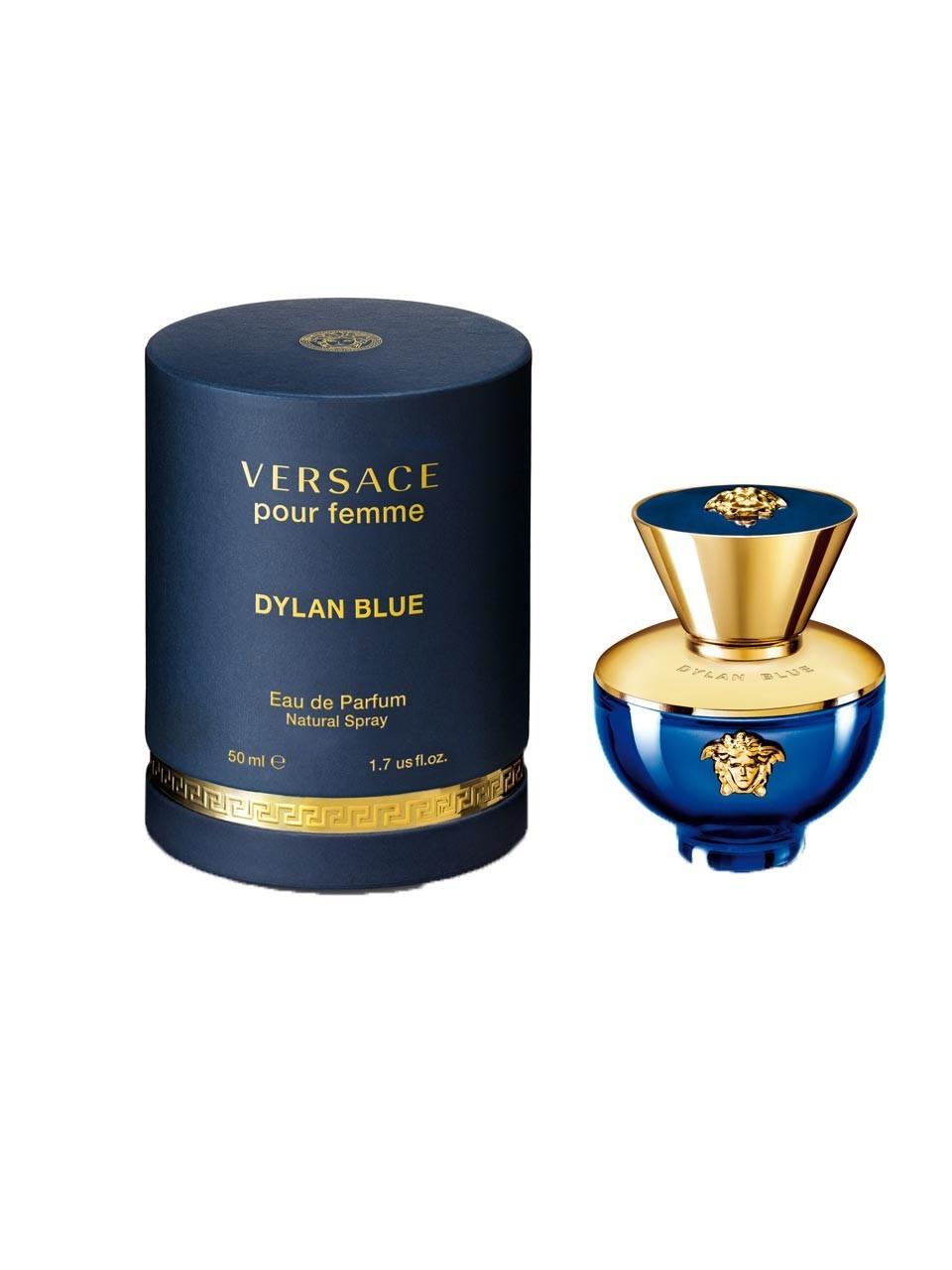 Versace Dylan Blue Pour Femme аромат для женщин