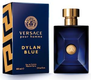 Versace Dylan Blue аромат для мужчин