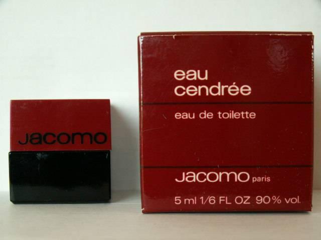 Jacomo Eau Cendrée аромат для мужчин