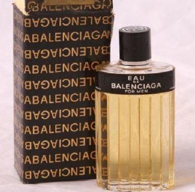 Eau de Balenciaga аромат для мужчин