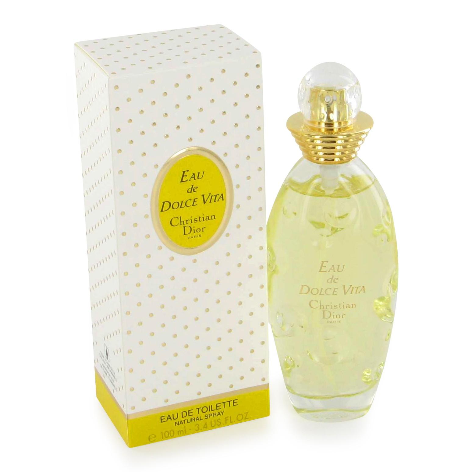 Dior Eau De Dolce Vita аромат для женщин