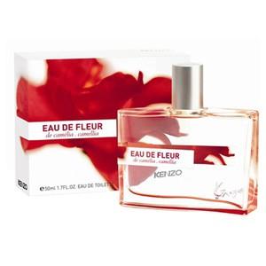 Kenzo Eau de Fleur de Camelia аромат для женщин