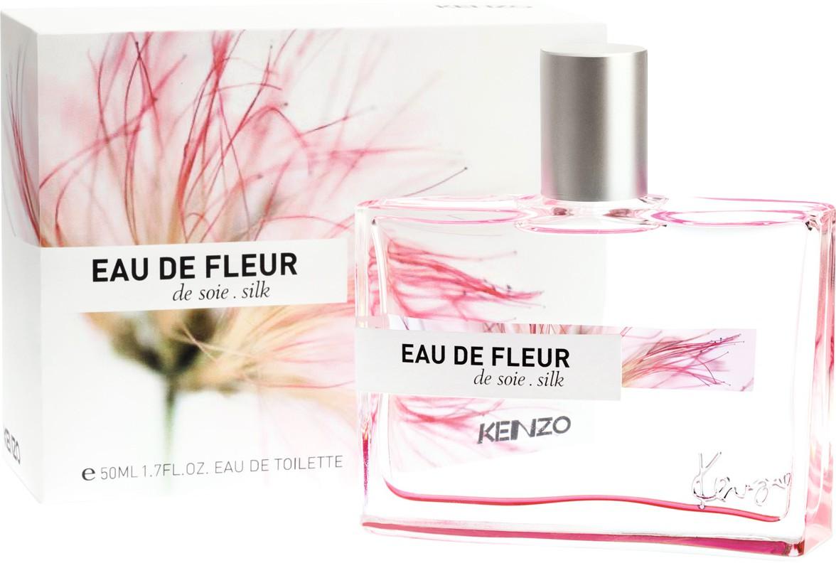 Kenzo Eau De Fleur De Soie.Silk аромат для женщин