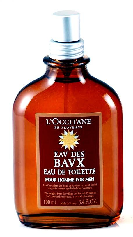 L`Occitane Eau Des Baux аромат для мужчин