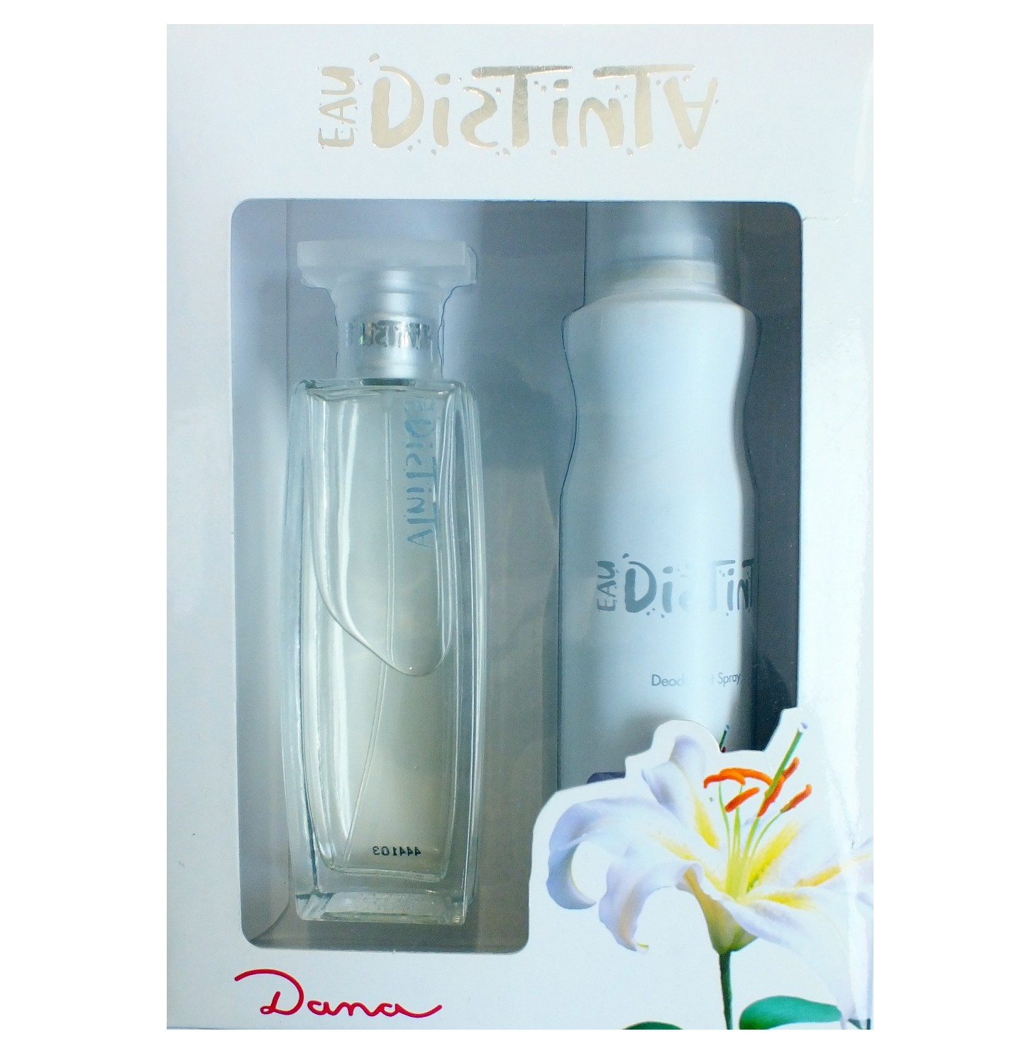 Dana Eau Distinta аромат для женщин