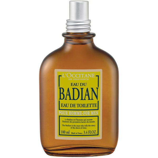 L`Occitane Eau Du Badian аромат для мужчин
