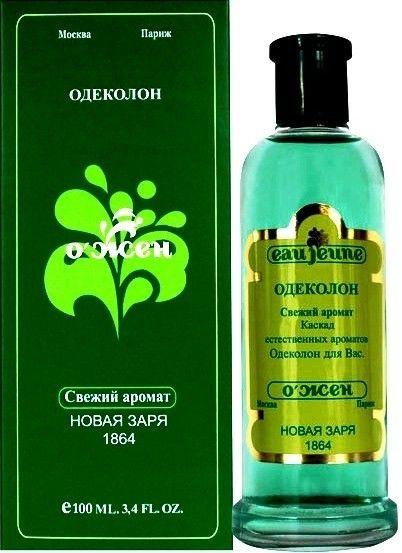Новая Заря Eau Jeune (О'Жен) аромат для мужчин и женщин
