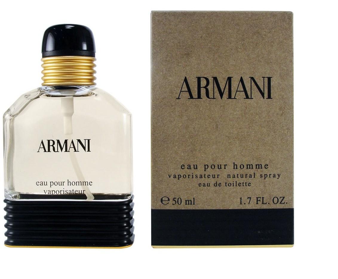 Armani Eau pour Homme (1984) аромат для мужчин