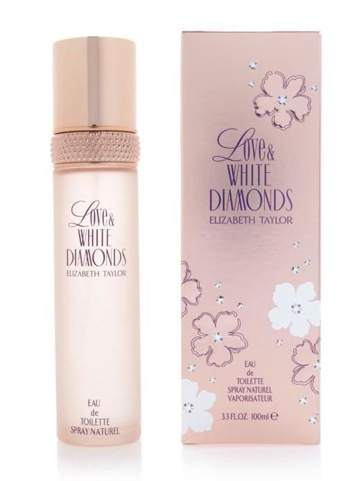 Elizabeth Taylor Love & White Diamonds аромат для женщин
