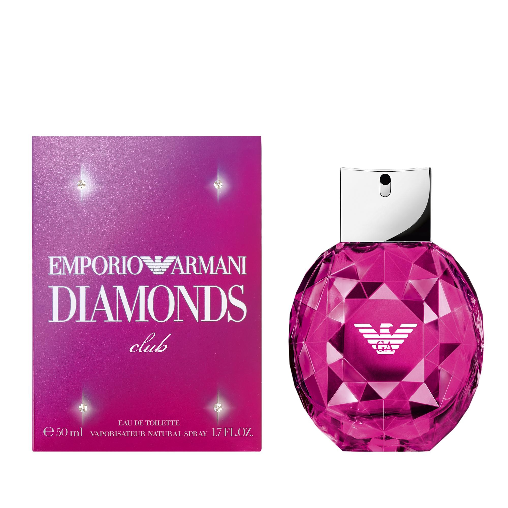Emporio Armani Diamonds Club аромат для женщин