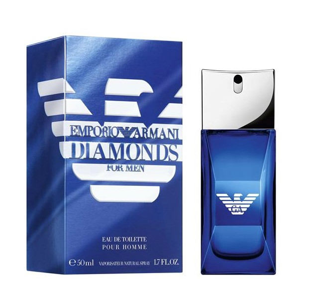 Emporio Armani Diamonds Club For Him аромат для мужчин