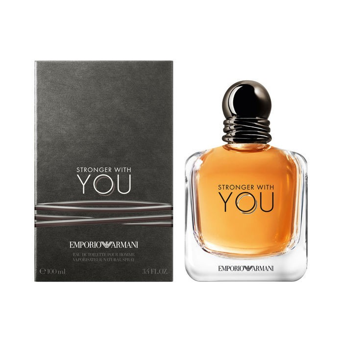 Emporio Armani Stronger With You аромат для мужчин